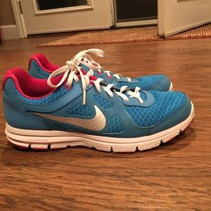 NIKE LUNAR FOREVER  RUNNING SHOES WOMENS SIZE 8.5